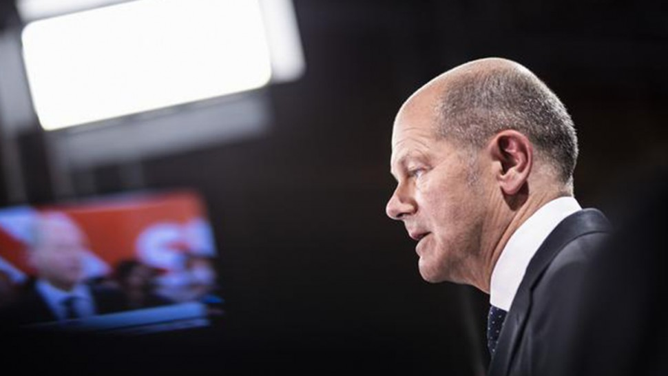 ألمانيا:  الحزب الاشتراكي بزعامة شولتس يفوز في الانتخابات التشريعية