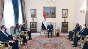 من بينها تونس ...السيسي يتباحث مع مستشار الأمن القومي الأمريكي تطورات الأوضاع في عدد من البلدان