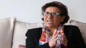 نقل راضية النصراوي للمستشفى العسكري