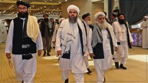 وفد من طالبان يزور روسيا