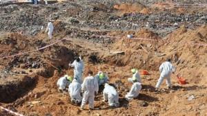 ليبيا : ارتفاع عدد الجثث بمصب القمامة بترهونة إلى 35 جثة