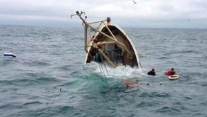 المهدية: إنقاذ 7 أشخاص في غرق مركب هجرة غير نظامية