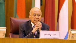 أبو الغيط : الجامعة العربية تتفهّم تماما التطورات السياسية في تونس