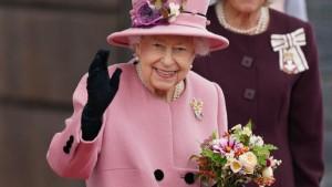 ملكة بريطانيا ترفض لقب «عجوز العام»