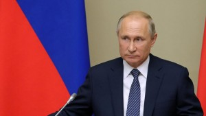 "بوتين: ""داعش"" كان حليفا مؤقتا لـ""طالبان"" وحاليا يهاجمها"
