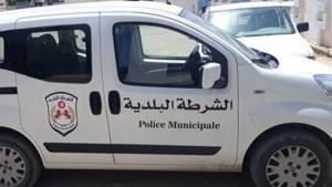 الشرطة البلدية  تنفذ  188 عملية إزالة لنقاط انتصاب عشوائية بمختلف مناطق البلاد