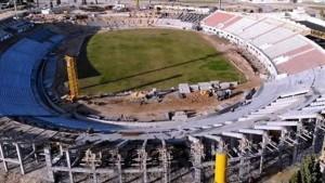 موعد نهاية أشغال تعشيب الملعب الأولمبي بسوسة