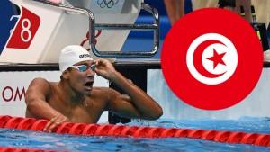 أيوب الحفناوي يتوج بذهبية البطولة العربية للسباحة