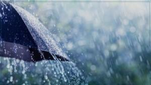 نشرة متابعة : أمطار غزيرة بالوطن القبلي و الساحل