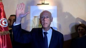 انتخابات رئاسية إيمانويل ماكرون عبد الفتاح السيسي قيس سعيد