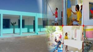 العامرة: تحويل فضاء مهمل بمدرسة إلى مطعم مدرسي ومكتبة